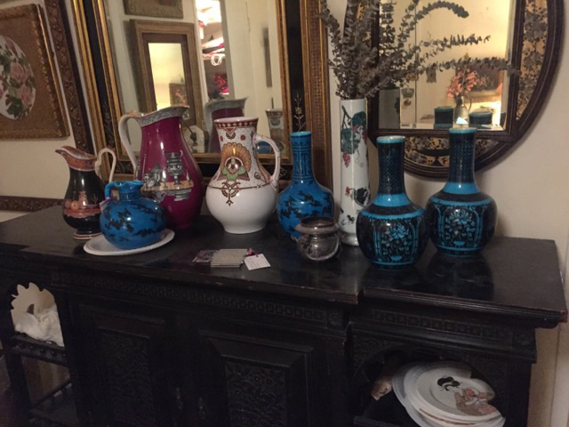 Selling your Estate Outright or Consigning your Antiques and Collectibles estate-sale-example 2