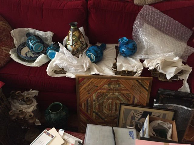 Selling your Estate Outright or Consigning your Antiques and Collectibles estate sale example 3