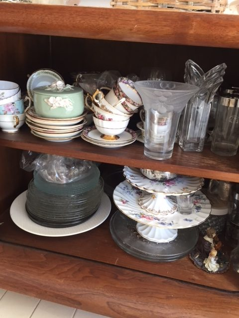 estate sales items