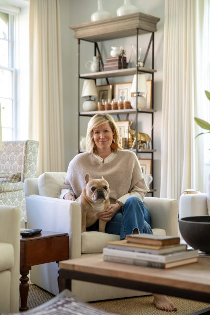 Christina Murphy, an interior designer, recommends keeping antiques to less than 25 percent of your furniture.